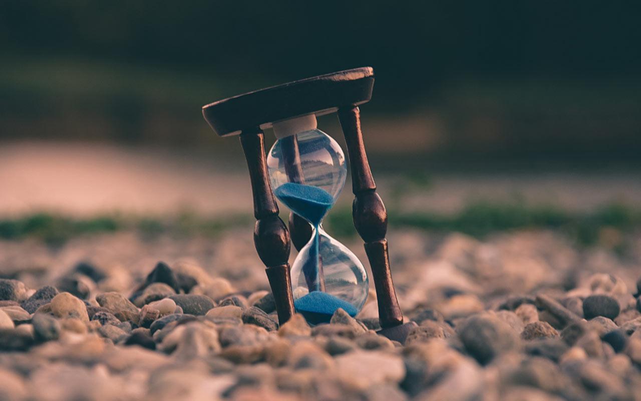 Nadia Themis Blog - Time