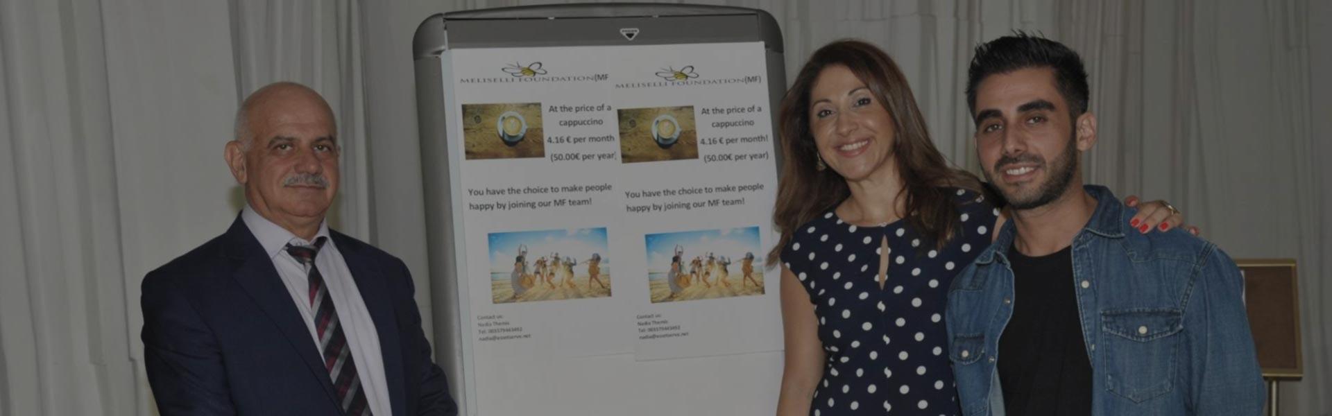 Nadia Themis - Meliselli Foundation Cause at Londa Hotel